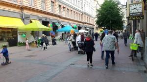 Helsinki-päivä Ilmastokadulla 2016