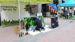 graffitimaalaus